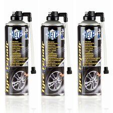 901 3 x Producto junta ruedas 500 ml Spray avería para CARRO AUTO COCHE