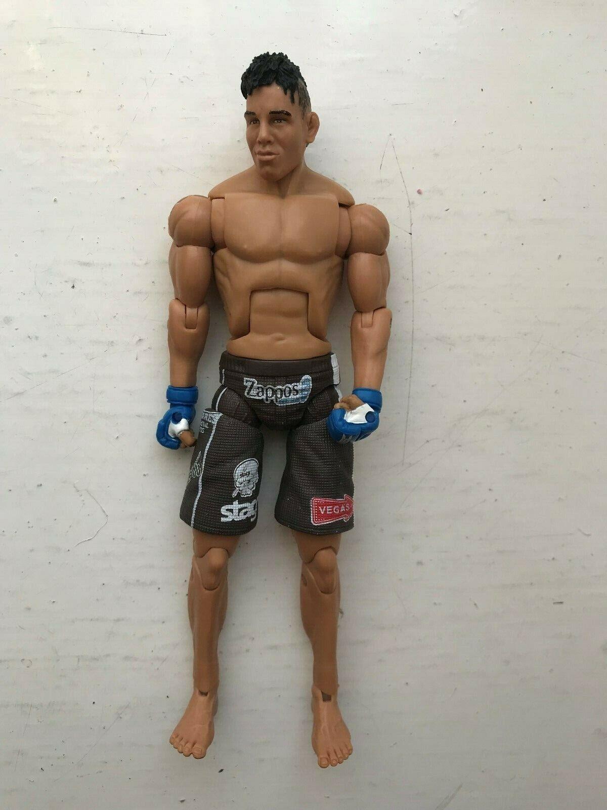 RARE RARE RARE UFC MIGUEL ANGEL TORRES DELUXE COLLECTION SERIES 0 JAKKS ACTION FIGURE WEC 7d2364