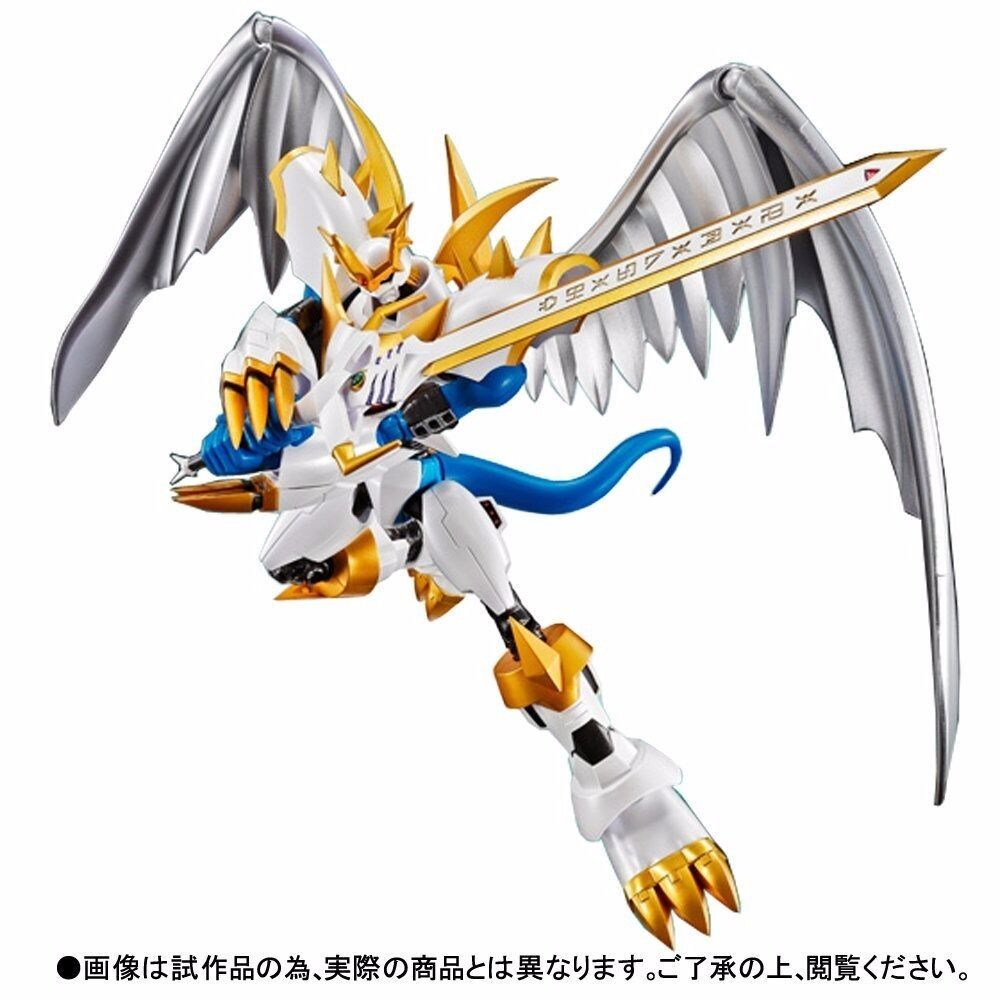 Diagrama de movimiento de los jinetes imperiales aventureros Digimon