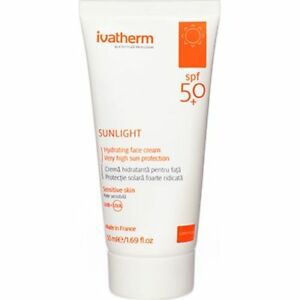 where to buy offer special selection of Details about Ivatherm Sunlight SPF 50+ Hydrating Face Cream High  protection sensitive skin