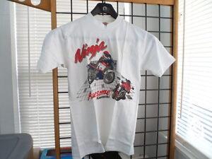 NOS Kawasaki Ninja Awesome Men's Short Sleeves T-Shirt