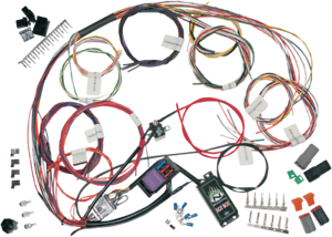 Harley Delphi Wire Harness on
