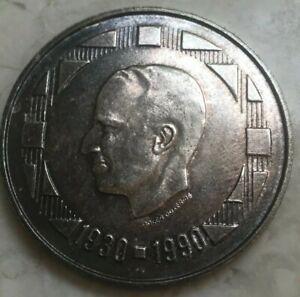1990 Belgium 500 Francs - Belgique