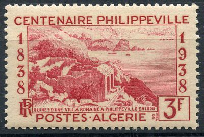 5 € Timbre Algerie Neuf N° 145 ** Golfe De Stora Et Ruines De Russicada Cote +