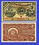 Reproduction Puerto Rico 5 pesos 1895 UNC