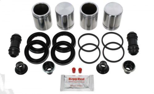 Bosch BRKP457 Seal Kit +Pistons for VW LT 46 2000-06 REAR L /& R Brake Caliper