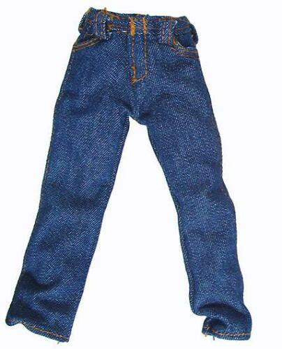 1//6 Scale  Dragon Action Figure pair of JEANS