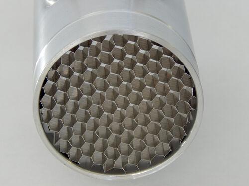 3.0 OD MAF Mass Air Flow Housing Air Straightener for 2008 Subaru WRX Toyota