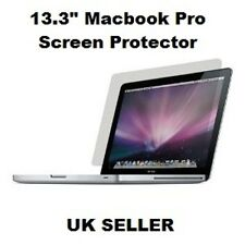 "13"" 13.3 INCH MACBOOK PRO LAPTOP LCD SCREEN GUARD CLEAR FILM PROTECTOR COVER"