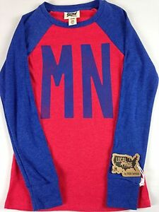 Minnesota-State-Shirt-Todd-Snyder-Thermal-Lightweight-Long-Sleeve-Women-USA-Made