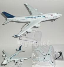 Garuda Indonesia Airlines Boeing 747 Airplane 16cm DieCast Plane Model