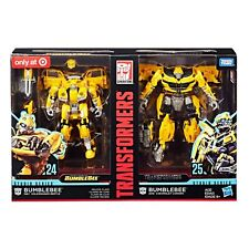 Hasbro Transformers the Last Knight Super Deformed//sdf series 01dx Bumblebee