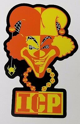 Mr Rotton treats Sticker icp insane clown posse twiztid hallowicked rare
