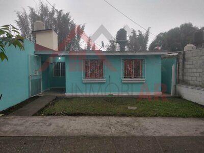 (261) Casa Amplia en Excelentes Condiciones en Guayabal Ixtaczoquitlán