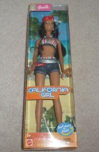 2003 Barbie Cali Girl Lea Doll Boîte D'origine Jamais Ouverte.-afficher Le Titre D'origine