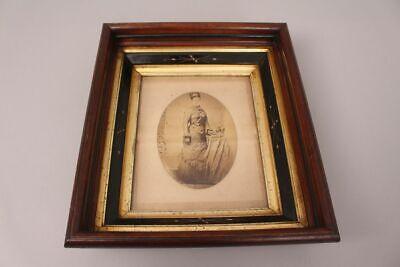 Methodical Marco De Madera Para Foto Retrato Pintado Color Dorado Profilrahmen Arte Y Antigüedades Espejos
