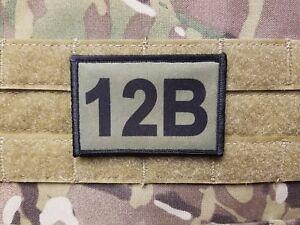 MARINE Patch MOS 0311 Rifleman VELCRO® BRAND Hook Fastener Compatible