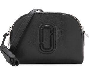 6ee0270fe60 Image is loading Marc-Jacobs-Shutter-Camera-Bag-Shoulder-Bag-Black-