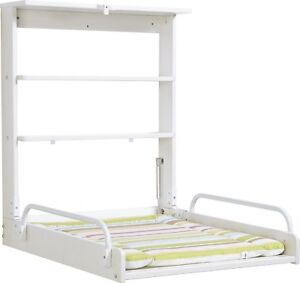 Image Is Loading Baby Diaper Changing Table With Baby Mattress Foldable