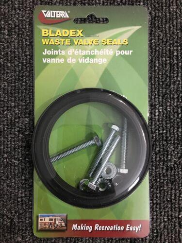 "Valterra T1003-9VP 3/"" Bladex Waste Valve Seals"