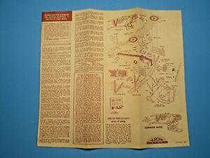 Aurora-1956-FRENCH-NIEUPORT-11-Original-Model-Instruction-sheet-L-K