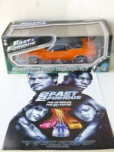 Greenlight Collectibles 1970 Dodge Challenger 2 Fast - 2 Furious 1/18 - 12846
