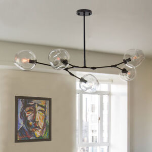 Black Chandelier Lighting Kitchen Lamp Bar Pendant Light Bedroom Ceiling Lights Ebay,Navy Blue Accent Wall Living Room Ideas