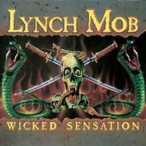 Lynch-Mob-Wicked-Sensation-Remastered-New-CD-UK-Import