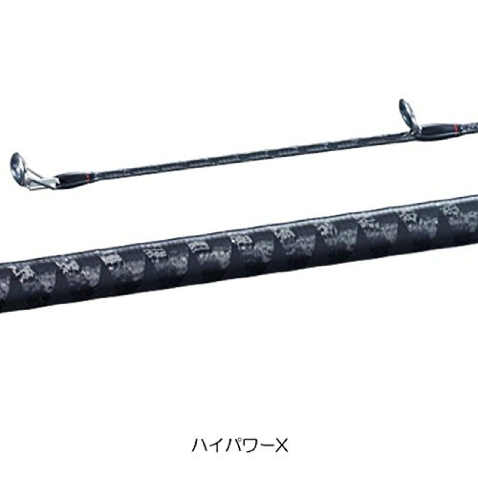 7'2 Heavy Medium 172MH-2 ZODIAS Shimano Bass S F Pole Rod
