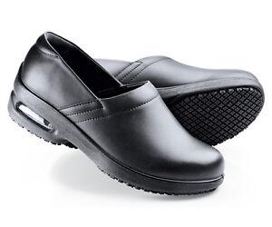 Women's Shoes Comfort Shoes 41 Structural Disabilities Discreet Sfc Shoes For Crews Air Clog Black Women's Shoes 9070 Size 9.5