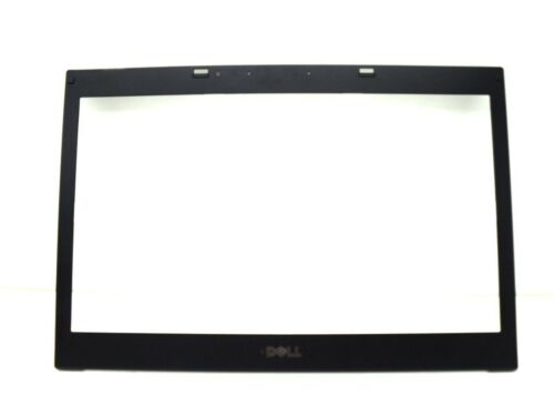 "Genuine Dell Latitude E6510 15.6/"" LCD Trim Bezel No Cam Port CRMM1 0CRMM1 B"