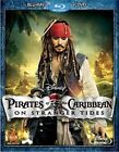 Pirates of The Caribbean on Stranger 0786936817232 Blu Ray Region a