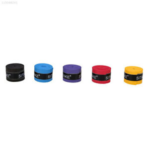 6F32-Stretchy-Tennis-Racquet-Grip-Tape-Band-Absorbent-Sports-Accessory-Random-Co
