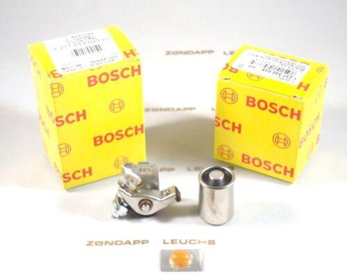 Bosch Unterbrecher Kreidler Flory MF 12 13 20 23 32 Original Bosch Kondensator