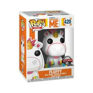 Fluffy-with-Rainbow-Hooves-Funko-Pop-Vinyl-New-in-Box