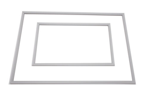 Sizes In Description Below Kelvinator NB380A-R-Fridge /& FreezerCombo Door Seal