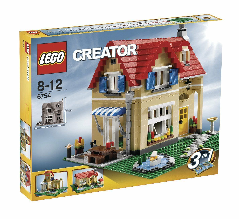 Lego Creator 6754 - Einfamilienhaus