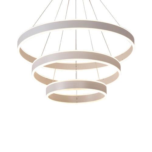 LED Pendelleuchte 2137-3white Lichtfarbe Helligkeit einstellbar Fernbedienung A+