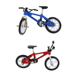Miniature-Alloy-Finger-Mountain-Bike-Toy-Bicycle-Model-Cool-Boy-Gift-2PCS