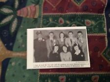 R7 ephemera 1944 usa film picture lend me your ear milwaukee acl cast