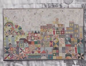 My-Small-World-pieced-amp-applique-quilt-PATTERN-Jen-Kingwell