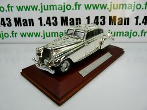 SIL13G-VOITURE-1-43-IXO-CHROME-Pierce-Silver-Arrow