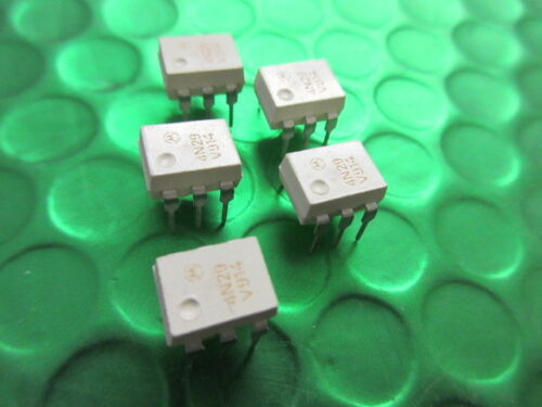 4N29 Fotoaccoppiatore OPTO DIP6 6 Pin DIP Motorola ** 5 CHIP ** SOLO 95p ogni!