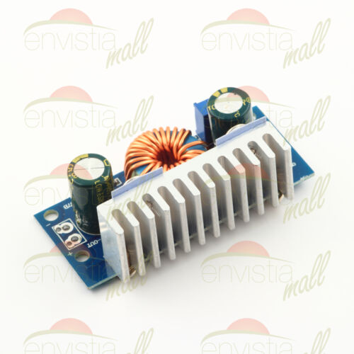 DC-DC Boost Step Up Converter 4.5-32V to 5-42V 5A Adjustable Power Supply Module