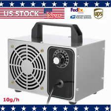 Commercial Ozone Generator 10gh O3 Odor Air Purifier Ozone Disinfection Machine