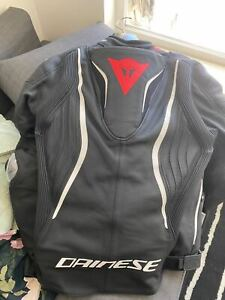 Dainese-Tuono-D-Air-Perforated-Leather-Jacket-52-Black-Matte
