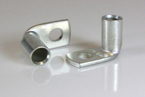 Rohrkabelschuh Winkelkabelschuh 90° Kupfer verzinnt 50 mm² M10 WEITKOWITZ
