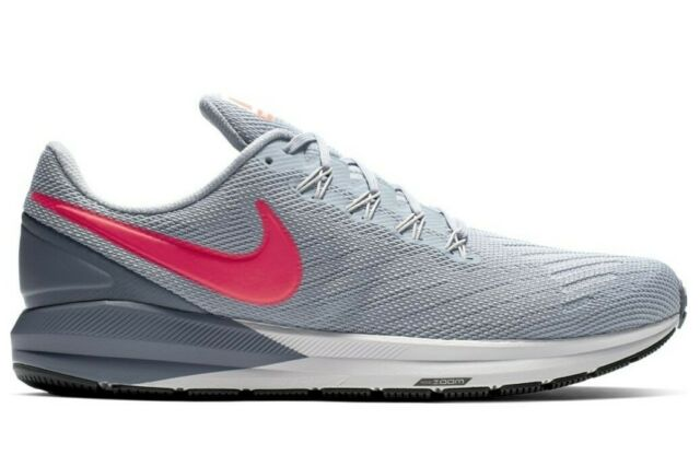 best sneakers f8a27 3de3d Nike Air Zoom Structure 22 Men's Shoes Size 14 US Athletic Sneakers AA1636  405