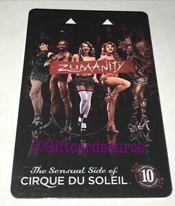 Las Vegas: Cirque Du Soleils ZUMANITY Closes Permanently