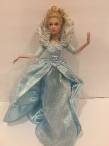 Disney-Store-Cinderella-Live-Action-Limited-Edition-Doll-Lily-James-No-Box